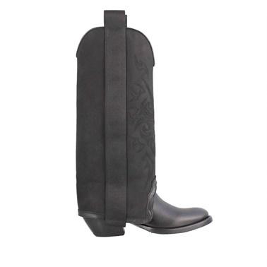 Bruno Bordese Çizme Siyah